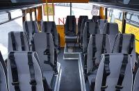 95.409.001 SX Ремень безопасности 4-хточечный детский на Школьный Автобус