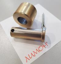 Комплект ролика ремонтного(ремонт Ф38) на тормозную колодку л.16(23)-3501090-01
