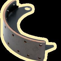 Колодка переднего тормоза (передняя)